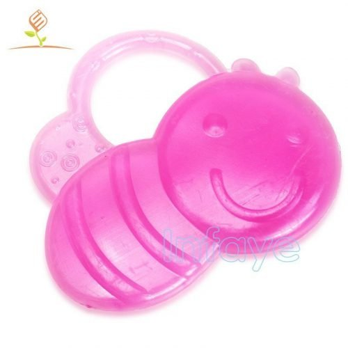 water filled teether safe, water filled Bee teether toys